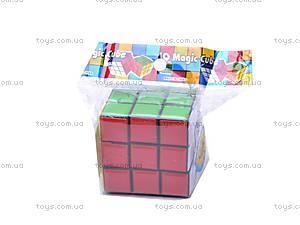 Кубик рубика, 6см, 1688, фото