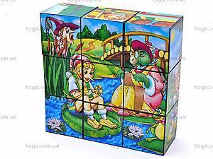 Кубики «Буратино», 0168, цена