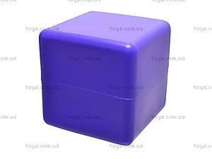 Кубики цветные, 20 штук, 1112, фото