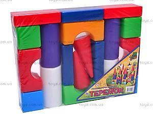 Кубики детские «Теремок», , игрушки