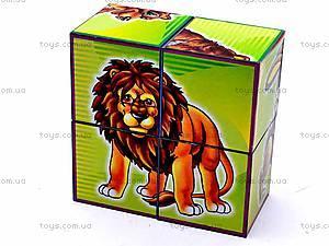 Кубики «Дикие животные», 1820, игрушки