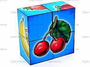 Кубики «Фрукты», 1332