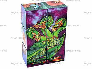 Кубики «Герои сказок», 0175, купить