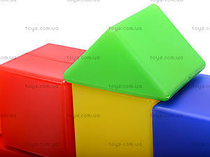 Кубики-конструктор «Замок», , игрушки