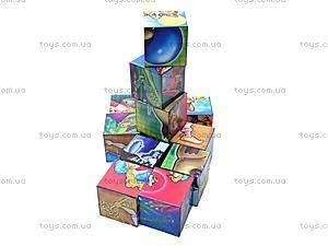 Кубики «Любимые персонажи», 0892, купить