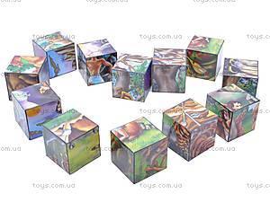 Кубики «Маугли», 0717, купить