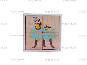 Кубики «Мебель», 3333-5, купить