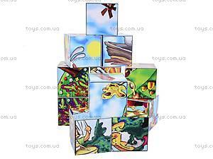 Кубики «Мультфильмы», 0144, фото