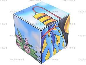 Кубики «Мультфильмы», 0144, отзывы
