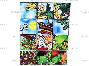 Кубики «Мультфильмы», 0144, цена