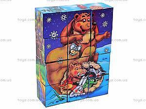 Кубики «Народные сказки», 1141, купить