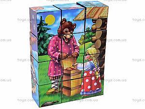 Кубики «Народные сказки», 1141, цена