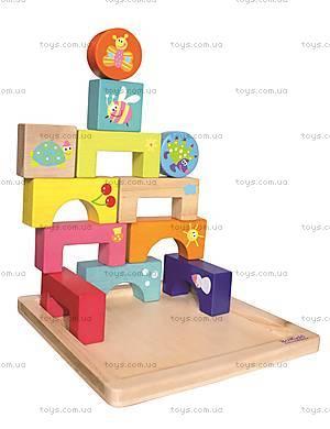 Кубики-пазлы «Времена года», 8501, фото
