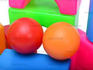 Кубики разноцветные, 0952, фото