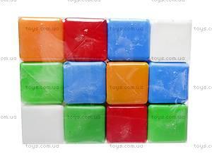 Кубики «Сити Лайф», 12 штук, 028, фото
