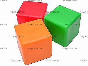 Кубики «Сити Лайф», 15 штук, 022, фото