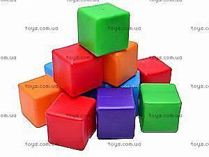 Кубики «Сити Лайф», 15 штук, 022, отзывы