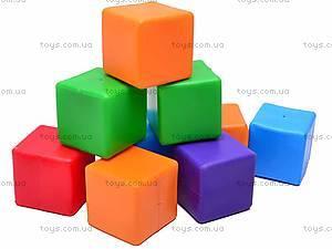 Кубики «Сити Лайф», 9 штук, 020, фото