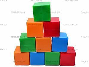 Кубики «Сити Лайф», большие, 021, фото