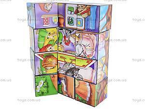 Кубики «Сказки», 0137, цена