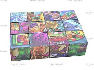 Кубики «Сказки народов мира», 0656