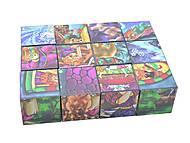 Кубики «Сказки народов мира», 0656, игрушки