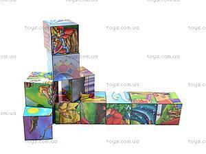 Кубики «Сказки Пушкина», 0281, фото