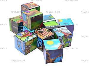 Кубики «Сказки Пушкина», 0281, цена