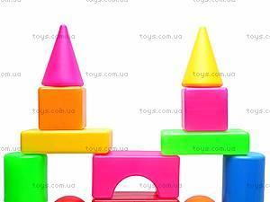 Кубики «Строитель №1», 0951, купить