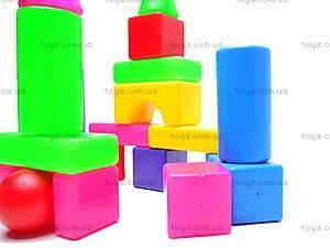 Кубики «Строитель», 095, купить