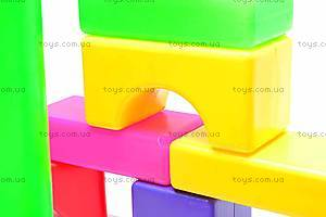 Кубики «Строитель», 095, цена