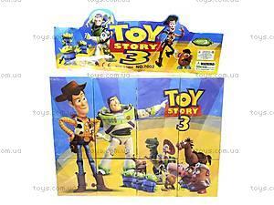 Кубики «Toy Story», 7002