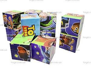 Кубики «Toy Story», 7002, игрушки