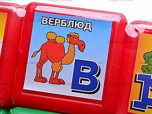 Кубики «Украинская азбука», , детские игрушки