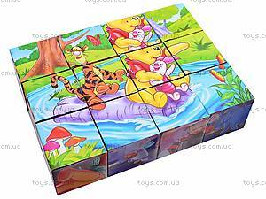 Кубики Винни-Пух,
