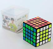Кубик-головоломка YuXin Kylin 5 × 5 черный, YX5515