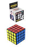 """Головоломка """"Кубик Рубика"""" 4х4, 2 расцветки, EQY505, отзывы"""