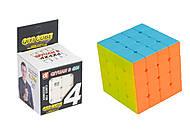 "Кубик-головоломка ""Логика 4*4"", EQY506, отзывы"