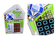 Кубик-логика плюс логика-змейка, 3*3, 8707B-38853B-363B-360B, фото