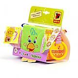 Кубик-подвеска «Попугай Шалун», МС 110202-01, toys
