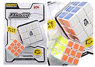 Игра Кубик-рубик 2в1, 2025A, отзывы
