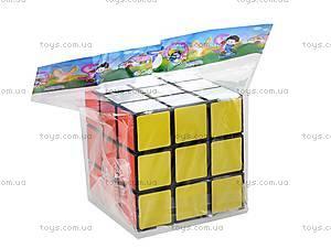 Кубик-рубик детский, E2587-13, отзывы