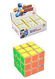 Кубик-Рубика 3*3*3, YJ0703C