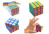 Головоломка «Куб Рубика», 821C, фото
