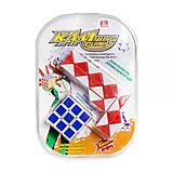 Кубик Рубика + логическая змейка для логики, T1157, фото