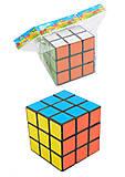 Логическая игра Кубик-Рубика, 188, купить
