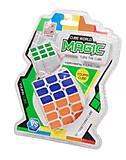 Кубик Рубика 2 в 1 головоломка, 034, купить