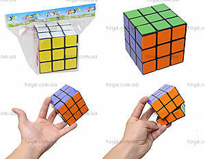 Классическая детская головоломка «Кубик Рубика», 583