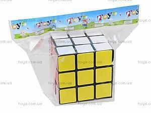 Классическая детская головоломка «Кубик Рубика», 583, цена