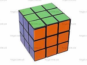 Классическая детская головоломка «Кубик Рубика», 583, игрушки